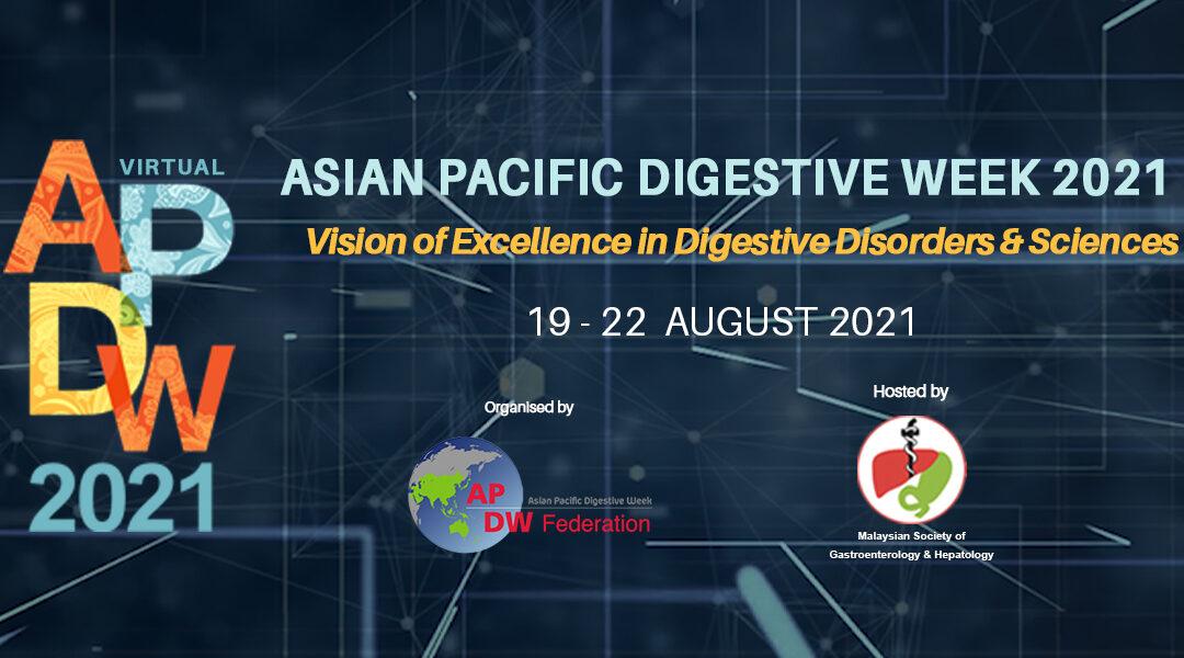 Semana Digestiva de Asia y el Pacífico 2021