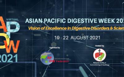 Asian Pacific Digestive Week 2021