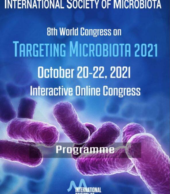 8º Congreso mundial sobre la microbiota